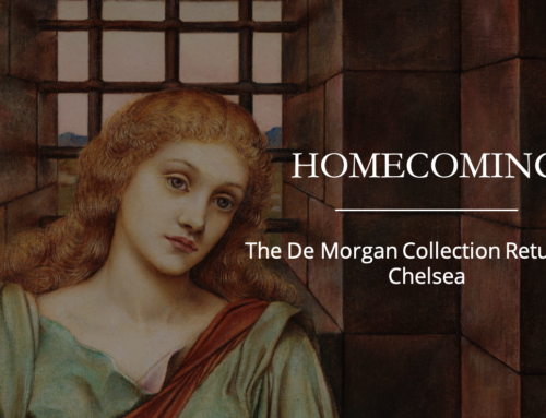 'Homecoming: The De Morgan Collection Returns to Chelsea' – Behind the Scenes at Cromwell Place