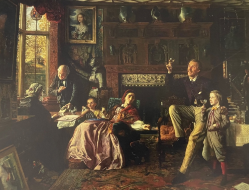 Discover the Victorian Interior in this week's blog